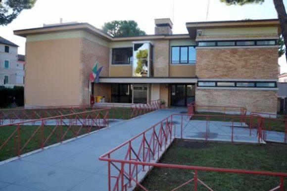 La scuola a Chiaravalle