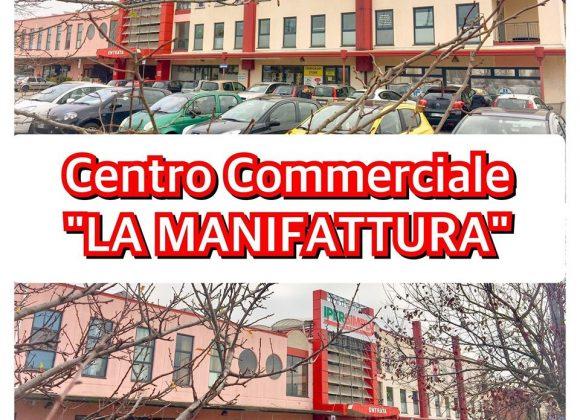 """Centro Commerciale """"La Manifattura"""""""