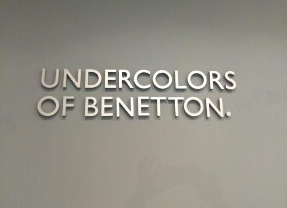 UNDERCOLORS of Benetton