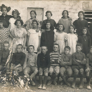 CARTOLINE DA CHIARAVALLE – La scuola